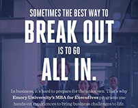 Executive MBA Ads