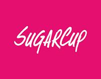 Sugarcup- Brand Identity