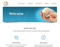 Business website design for CBAI