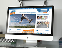 Ponto de Largada Website