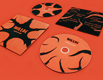 Willbe | Packaging of CD | Music collection