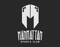 Manhattan Sports Club / Branding