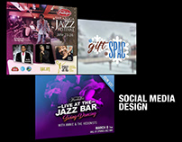 Social Media Creation & Design