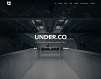 WebDesign DA | Underco.fr