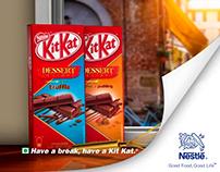 Kitkat Dessert Delight