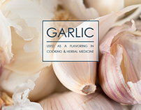 FOOD: Garlic