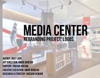 Rebranding Media Center - Logos