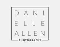 Branding // Danielle Allen Photography
