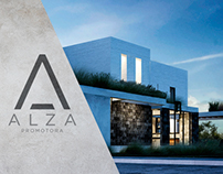 ALZA - ARCHITECTURE BRAND