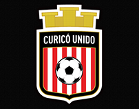 Curicó Unido Redesign Badge