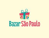 Bazar São Paulo - Logo