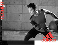 Adidas Techfit - Start From Strong