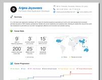 Infographic Resume (2016)