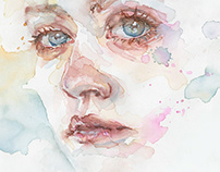 Watercolor artworks '17-18