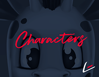 Characters collection