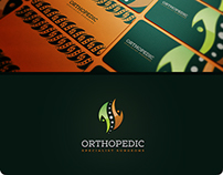 Orthopedic Surgeon Logo