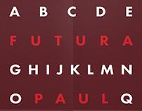 Typography: Type Specimen