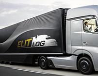 Logo Design for Logistic Company - ELITLOG