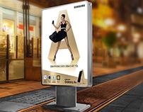 Samsung Galaxy A8 Campaign