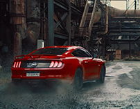 Ford Mustang - Thunder