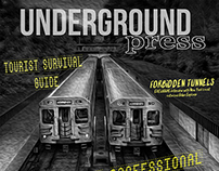 Underground Press    Media Kit