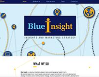 Blue Insight - Website