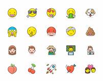 Free* 780+ Free Vector Emoji 🔥