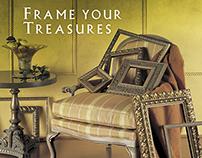 Frame Shop Local Magazine Ad