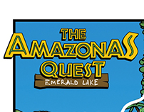 The Amazonas Quest Board Game