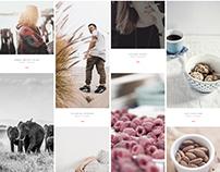 H-Code Photography Wordpress Theme