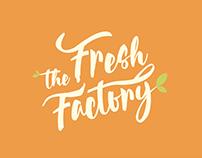 Branding: The Fresh Factory