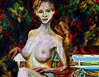 Lilian Portrait.