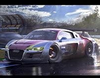 Audi Le Man