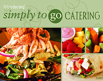 Simply to Go Catering Sales Promo Campaign