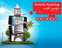 Ooredoo Forfait roaming