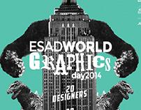 ESAD World Graphics Day 2014