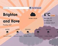Weather App (Web Dev)
