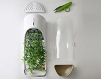 Verdure (Self herb planter)