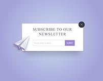[UI] Subscription