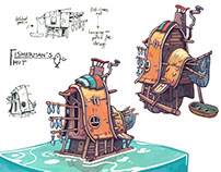 Flotsam - Building Designs
