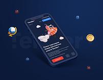 Tender+ UX/UI