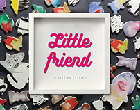 """Little friend"" Collection 2017"