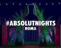 #AbsolutNights Roma 2019