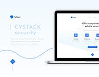 CyStack Security Redesign Website