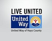 Animated Logo: United Way