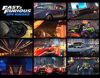 Action / Fast & Furious Spy Racers