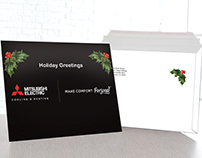 Graphic Design-Mailing envelope