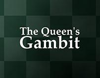The Queen's Gambit poster art