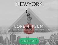 NEWYORK template