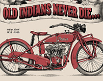 Old indians never die...